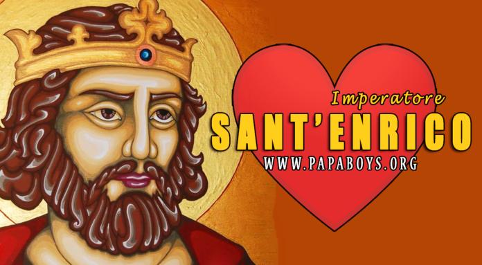 Sant'Enrico II, Imperatore - 13 Luglio 2020