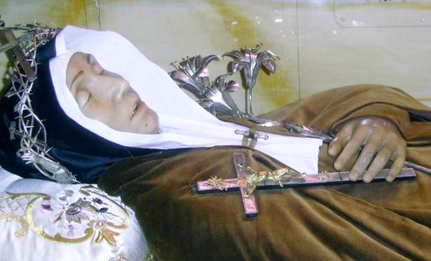 Santa Veronica Giuliani, 9 Luglio