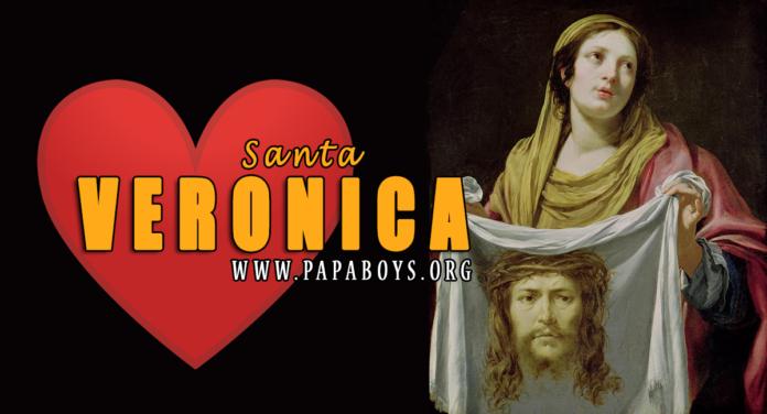 Santa Veronica, pia donna 12 Luglio
