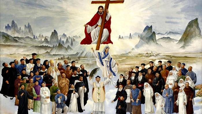 Santi 120 Martiri Cinesi, 9 Luglio
