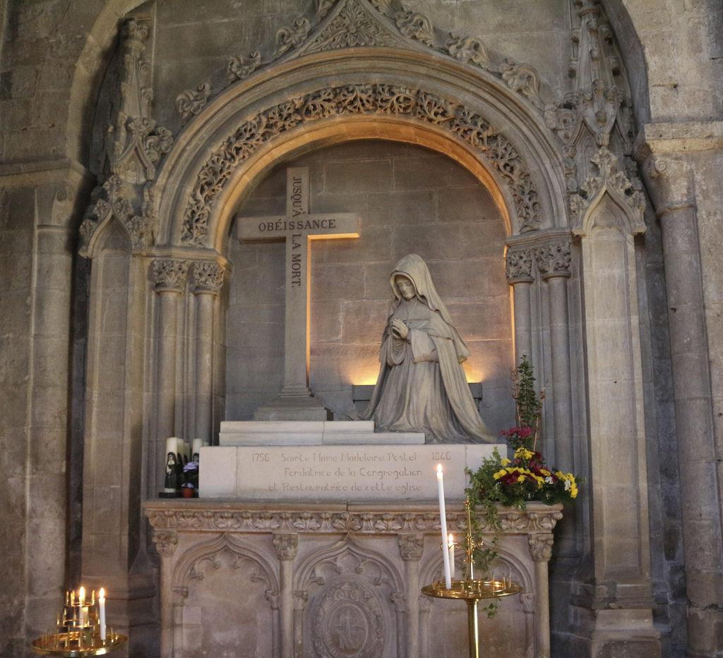 Il Santo del giorno 16 Luglio 2020 Santa Maria Maddalena Postel. la fondatrice dal buonumore. Vita e Preghiera