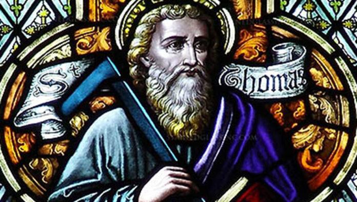 Preghiera a San Tommaso
