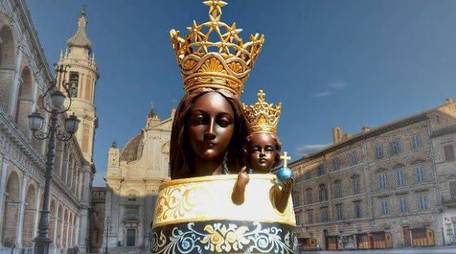 Madonna di Loreto,