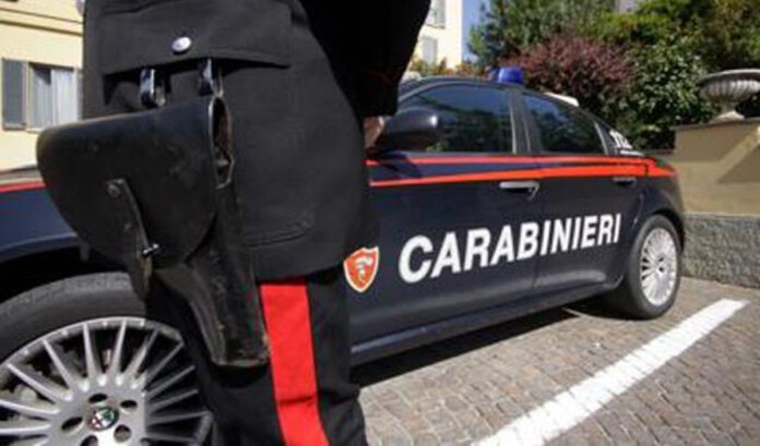 Carabinieri, repertorio