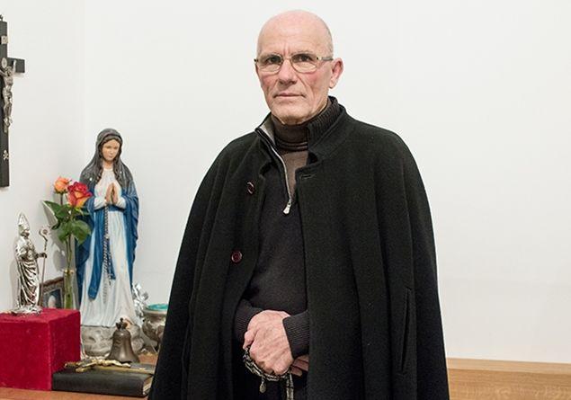 Fratel Cosimo, Veggente della Madonna dello Soglio