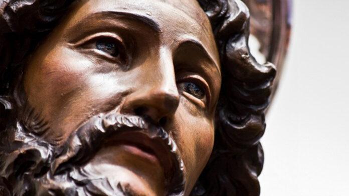 La preghiera a San Giovanni Battista
