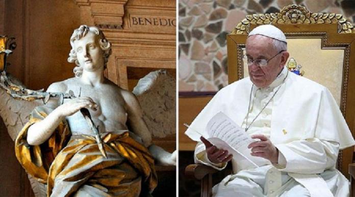 'Coroncina all'Angelo Custode' in compagnia di Papa Francesco. Preghiera della sera, 27 novembre 2020