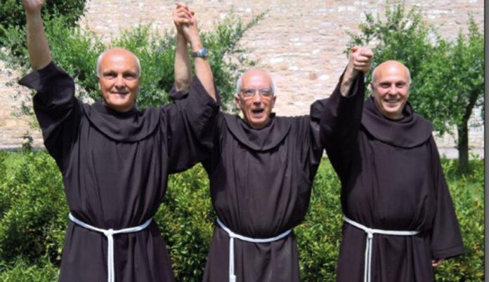 Fulvio, Claudio e Aldo Festa