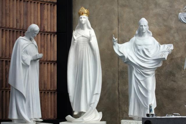 Apparizione Madonna di Knonk