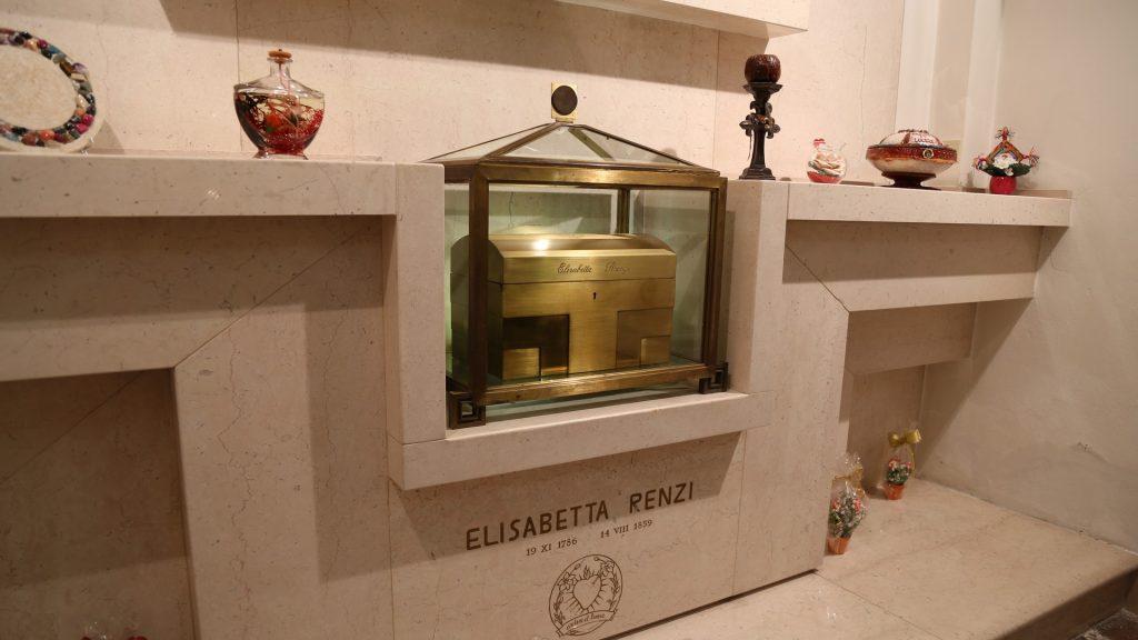 Beata Elisabetta Renzi, 14 Agosto