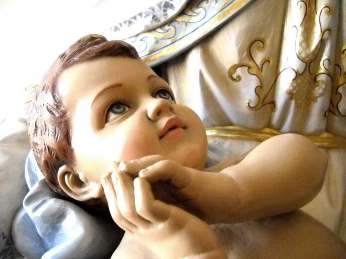 supplica a gesù bambino