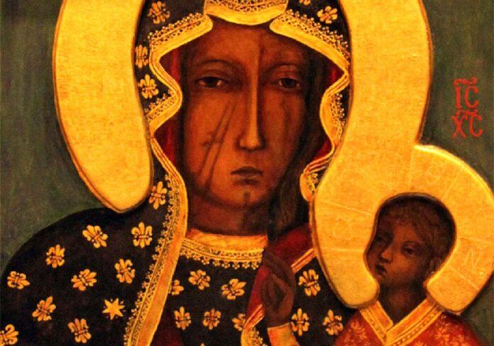 Novena alla Madonna Nera di Czestochowa. Oggi, lunedì 24 agosto 2020, è l'8° giorno di preghiera