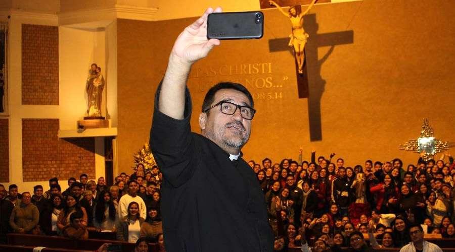 Padre Omar Sanchez Portill