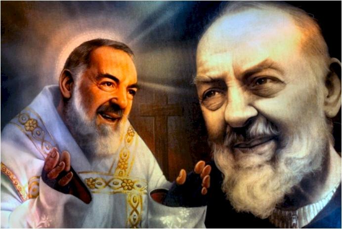 Padre Pio e la sua tenerezza
