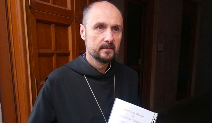 Padre Stefano Visintin