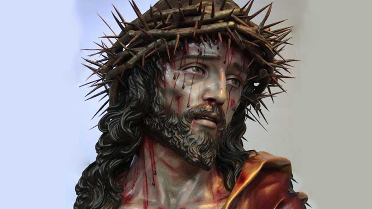 Supplica della Sacra Piaga alla spalla di Gesù