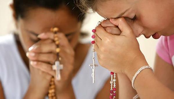 Pregare nel segreto