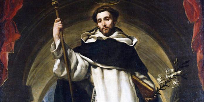 Preghiera a San Domenico di Guzmán