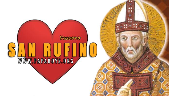 San Rufino, 11 Agosto 2020