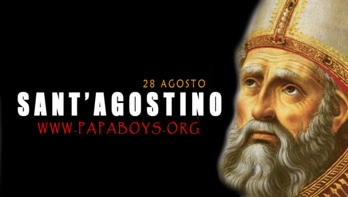Sant'Agostino, Vescovo 28 Agosto