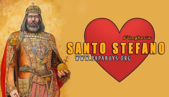 Santo Stefano d'Ungheria, 17 Agosto 2020