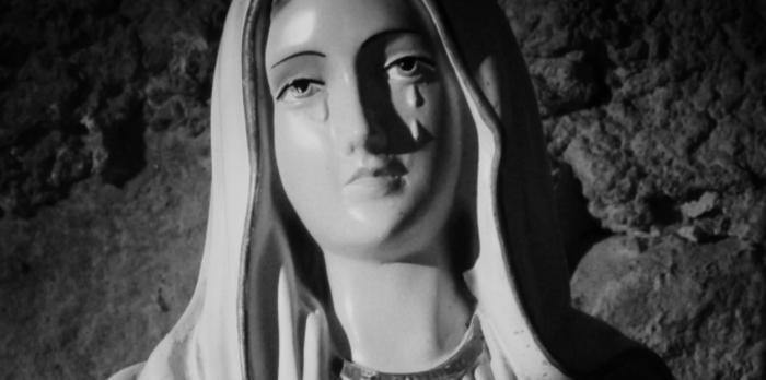 Preghiera alla Madonna delle Lacrime