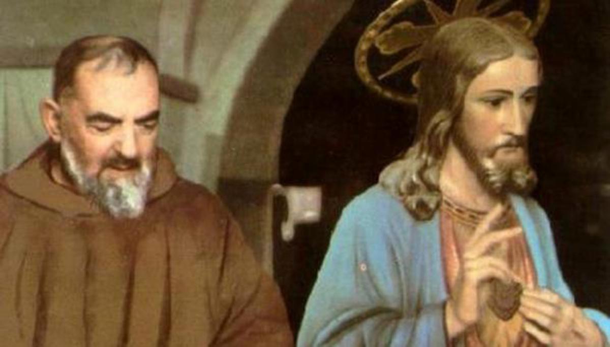 Noi amiamo Padre Pio! Giovedì, 27 Agosto 2020; leggi le sue frasi e recita  la preghiera al santo frate