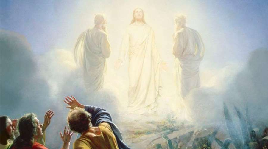 Festa della Trasfigurazione di Gesù