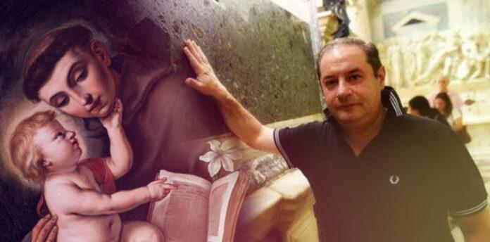 La guarigione di Antonio Cataldi