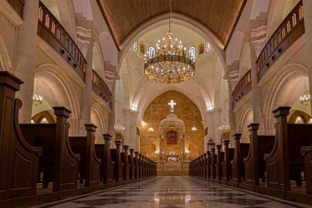 Chiesa: Aleppo (Sant'Elia)
