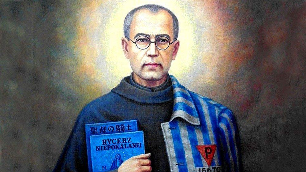 San Massimiliano Maria Kolbe, 14 Agosto