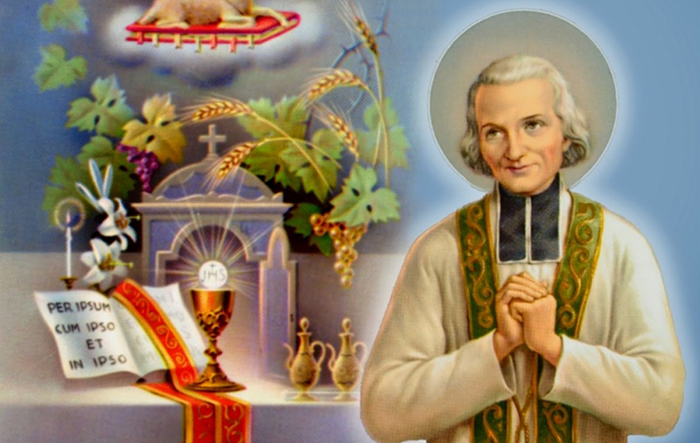 Preghiera a San Giovanni Maria Vianney (Curato d'Ars )