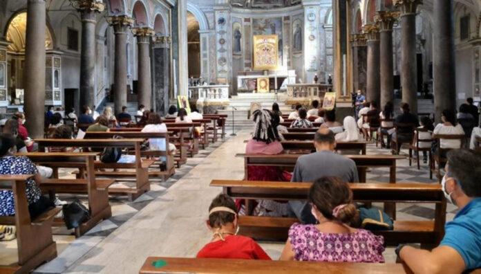 Chiesa anticovid-19