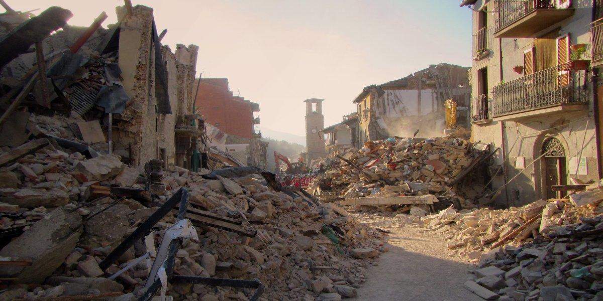 24 Agosto, giornata del ricordo del sisma