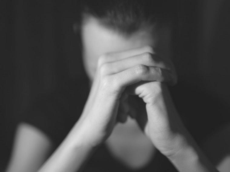 Preghiera contro la depressione