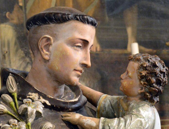 Preghiera a Sant'Antonio