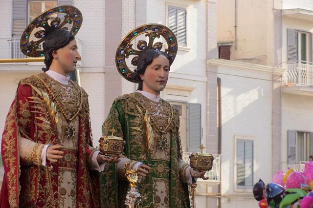 Preghiera ai Santi Cosma e Damiano