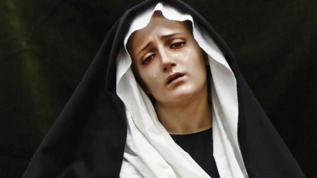 Preghiera dei Sette Dolori di Maria