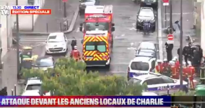 Attentato Parigi, 26 Settembre 2020