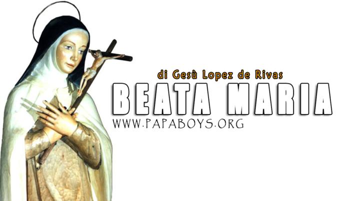 Beata Maria di Gesù Lopez de Rivas
