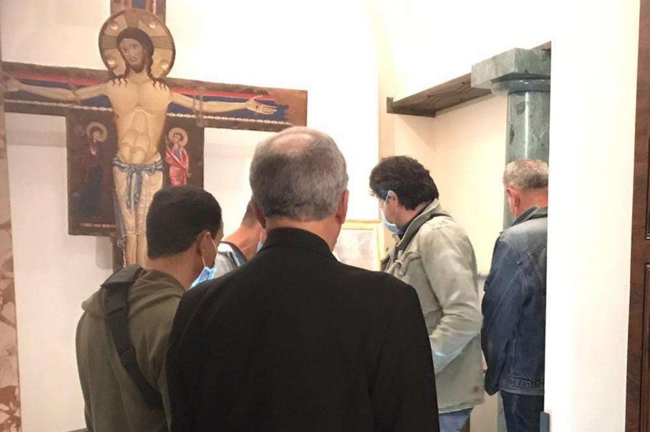 La reliquia rubata di Giovanni Paolo II