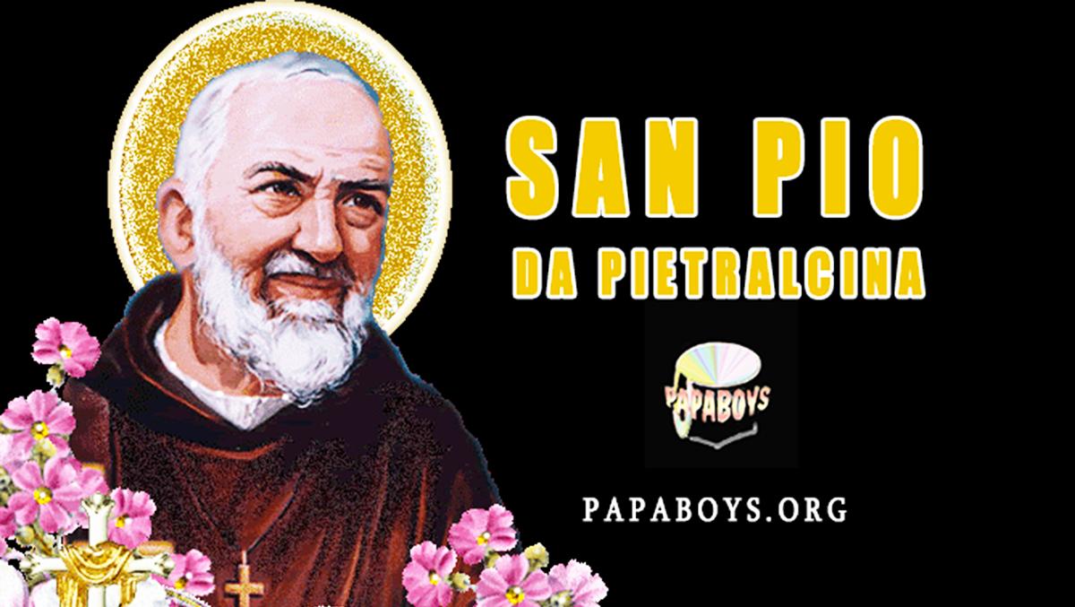 La rubrica dedicata a Padre Pio, 30 Settembre 2020