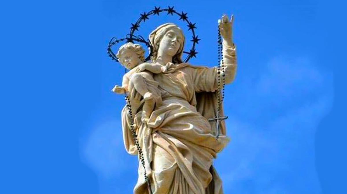 Preghiera alla Vergine del Santo Rosario