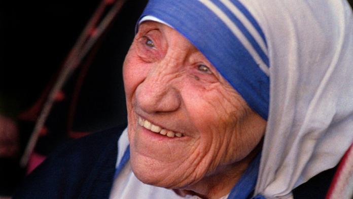 Preghiera per una grazia a Madre Teresa