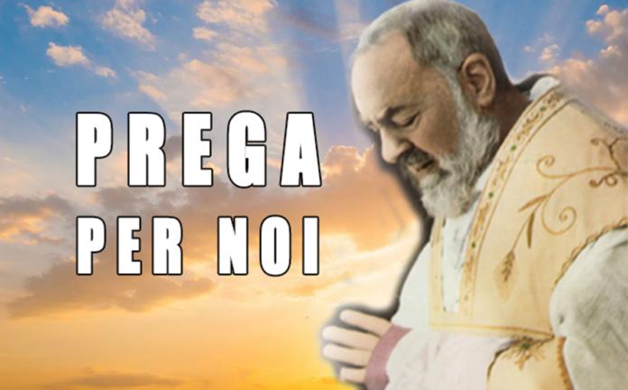 Novena a Padre Pio. Oggi, domenica 19 Settembre 2021, è il 6° giorno di preghiera per chiedere una grazia