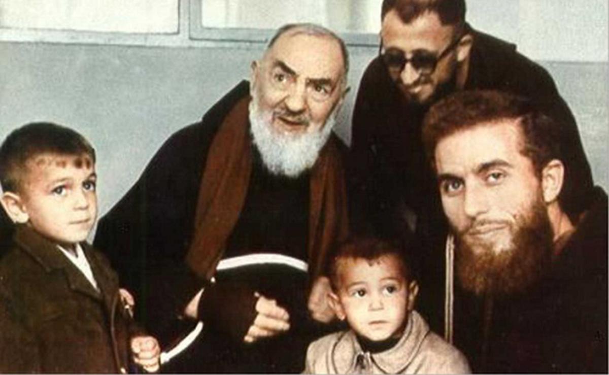 Supplica per una grazia a Padre Pio