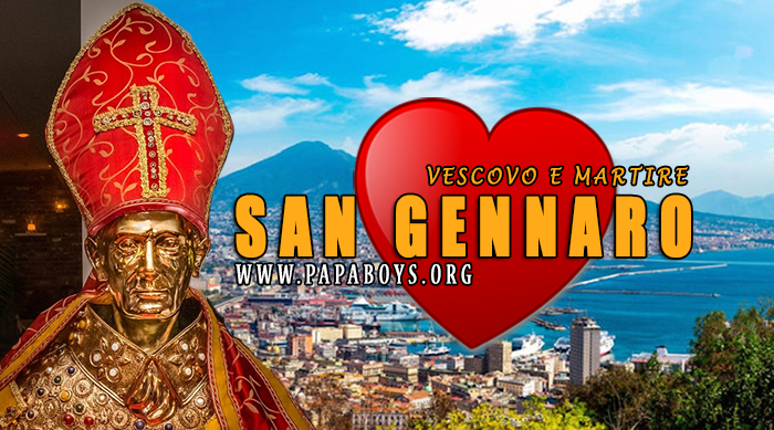 Preghiera a San Gennaro