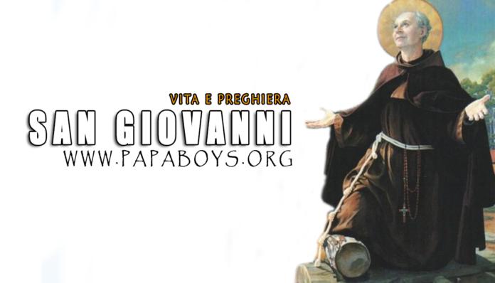 San Giovanni da Dukla, 29 Settembre