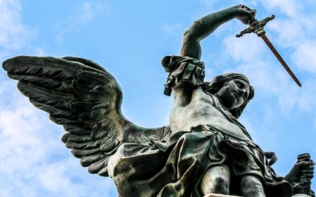 Atto di consacrazione a San Michele