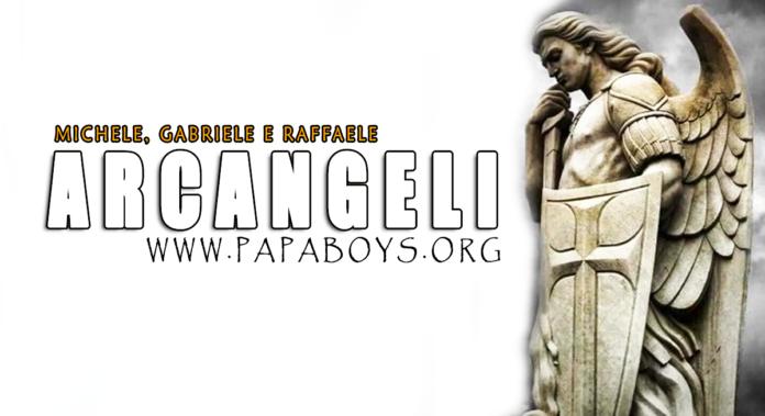 Santi Michele, Gabriele e Raffaele (Arcangeli)
